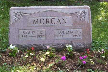 MORGAN, LODEMA ROSS - Franklin County, Ohio | LODEMA ROSS MORGAN - Ohio Gravestone Photos