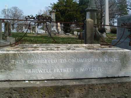 MORRILL, FAMILY - Franklin County, Ohio | FAMILY MORRILL - Ohio Gravestone Photos