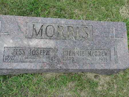 MORRIS, JENNIE - Franklin County, Ohio | JENNIE MORRIS - Ohio Gravestone Photos