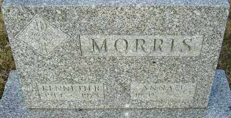 MORRIS, KENNETH R - Franklin County, Ohio | KENNETH R MORRIS - Ohio Gravestone Photos