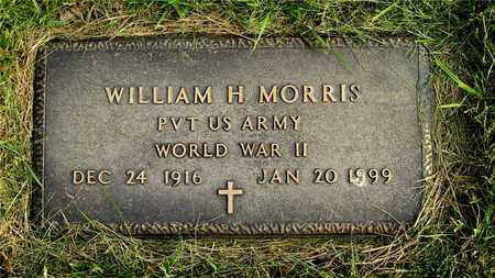 MORRIS, WILLIAM H. - Franklin County, Ohio | WILLIAM H. MORRIS - Ohio Gravestone Photos