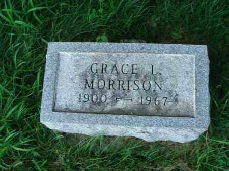 MORRISON, GRACE L. - Franklin County, Ohio | GRACE L. MORRISON - Ohio Gravestone Photos