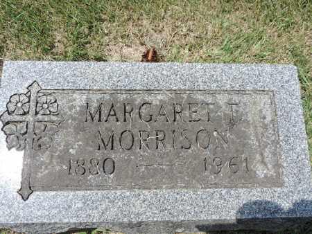 MORRISON, MARGARET E. - Franklin County, Ohio | MARGARET E. MORRISON - Ohio Gravestone Photos