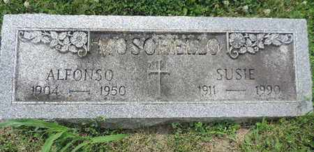 MOSCHELLO, ALFONSO - Franklin County, Ohio | ALFONSO MOSCHELLO - Ohio Gravestone Photos