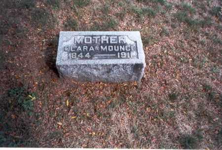 MOUNCE, CLARA - Franklin County, Ohio | CLARA MOUNCE - Ohio Gravestone Photos