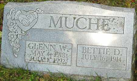 MUCHE', GLENN - Franklin County, Ohio | GLENN MUCHE' - Ohio Gravestone Photos
