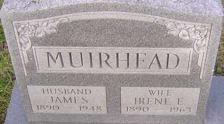 MUIRHEAD, JAMES - Franklin County, Ohio | JAMES MUIRHEAD - Ohio Gravestone Photos