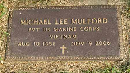 MULFORD, MICHAEL LEE - Franklin County, Ohio | MICHAEL LEE MULFORD - Ohio Gravestone Photos