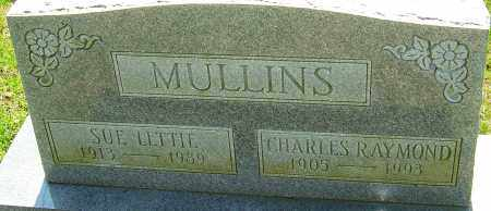 MULLINS, CHARLES RAYMOND - Franklin County, Ohio | CHARLES RAYMOND MULLINS - Ohio Gravestone Photos