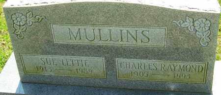 MULLINS, SUE LETTIE - Franklin County, Ohio | SUE LETTIE MULLINS - Ohio Gravestone Photos