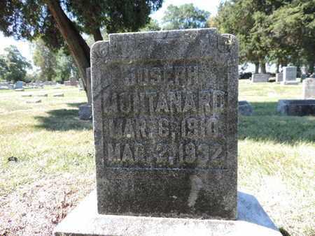 MUNTANARO, JOSEPH - Franklin County, Ohio | JOSEPH MUNTANARO - Ohio Gravestone Photos