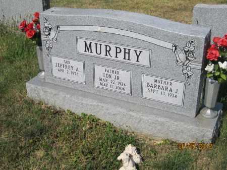 "MURPHY, ALONZO ""LON"" JR - Franklin County, Ohio | ALONZO ""LON"" JR MURPHY - Ohio Gravestone Photos"
