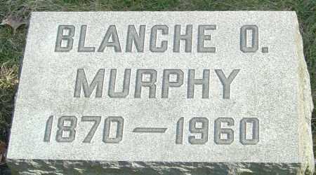 MURPHY, BLANCHE O - Franklin County, Ohio | BLANCHE O MURPHY - Ohio Gravestone Photos
