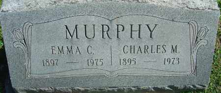 MURPHY, EMMA C - Franklin County, Ohio | EMMA C MURPHY - Ohio Gravestone Photos