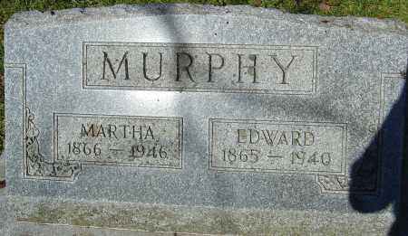 MURPHY, EDWARD - Franklin County, Ohio | EDWARD MURPHY - Ohio Gravestone Photos