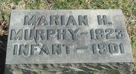 MURPHY, MARIAN H - Franklin County, Ohio | MARIAN H MURPHY - Ohio Gravestone Photos