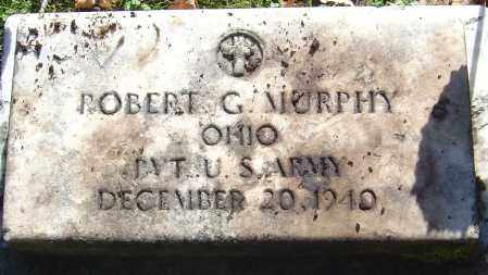 MURPHY, ROBERT G - Franklin County, Ohio | ROBERT G MURPHY - Ohio Gravestone Photos