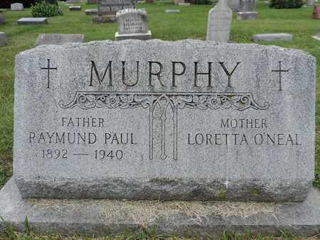 MURPHY, RAYMUND PAUL - Franklin County, Ohio | RAYMUND PAUL MURPHY - Ohio Gravestone Photos