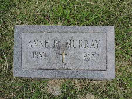 MURRAY, ANNE R. - Franklin County, Ohio | ANNE R. MURRAY - Ohio Gravestone Photos