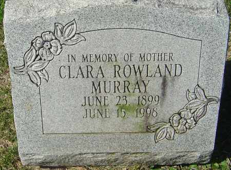 MURRAY, CLARA - Franklin County, Ohio | CLARA MURRAY - Ohio Gravestone Photos