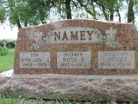 NAMEY, ROSE E. - Franklin County, Ohio | ROSE E. NAMEY - Ohio Gravestone Photos
