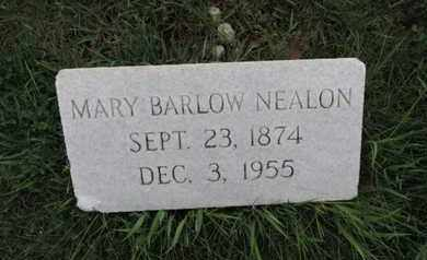 NEALON, MARY - Franklin County, Ohio | MARY NEALON - Ohio Gravestone Photos