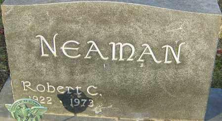 NEAMAN, ROBERT - Franklin County, Ohio | ROBERT NEAMAN - Ohio Gravestone Photos