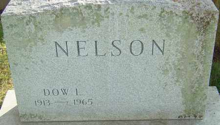 NELSON, DOW L - Franklin County, Ohio | DOW L NELSON - Ohio Gravestone Photos
