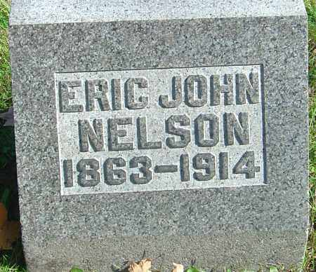 NELSON, ERIC JOHN - Franklin County, Ohio | ERIC JOHN NELSON - Ohio Gravestone Photos