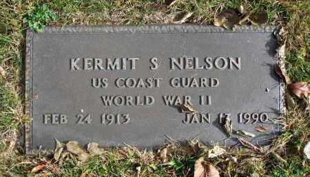 NELSON, KERMIT S. - Franklin County, Ohio | KERMIT S. NELSON - Ohio Gravestone Photos