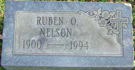 NELSON, RUBEN - Franklin County, Ohio | RUBEN NELSON - Ohio Gravestone Photos