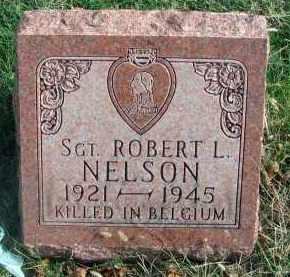 NELSON, ROBERT L. - Franklin County, Ohio | ROBERT L. NELSON - Ohio Gravestone Photos
