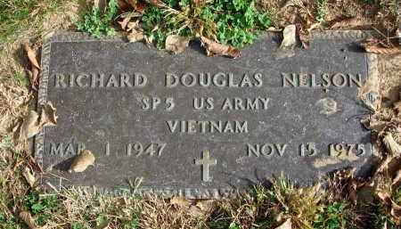 NELSON, RICHARD DOUGLAS - Franklin County, Ohio | RICHARD DOUGLAS NELSON - Ohio Gravestone Photos