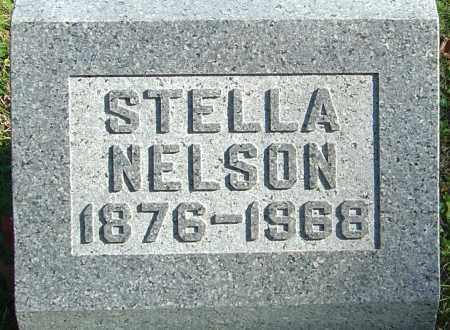 NELSON, STELLA - Franklin County, Ohio | STELLA NELSON - Ohio Gravestone Photos