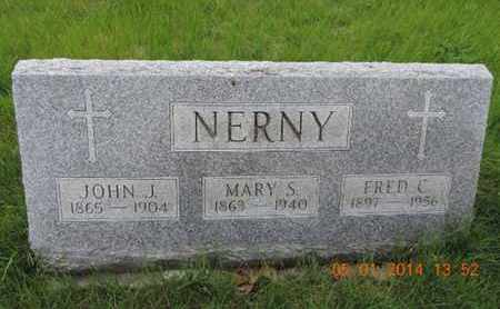 NERNY, MARY S - Franklin County, Ohio | MARY S NERNY - Ohio Gravestone Photos