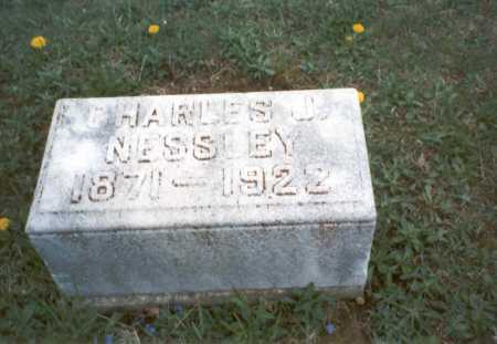 NESSLEY, CHARLES J. - Franklin County, Ohio | CHARLES J. NESSLEY - Ohio Gravestone Photos