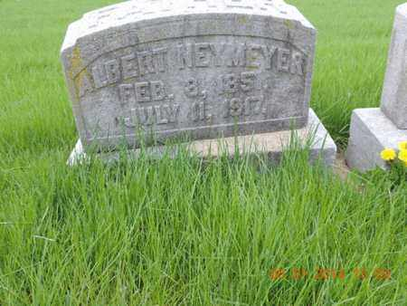 NEYMEYER, ALBERT - Franklin County, Ohio | ALBERT NEYMEYER - Ohio Gravestone Photos