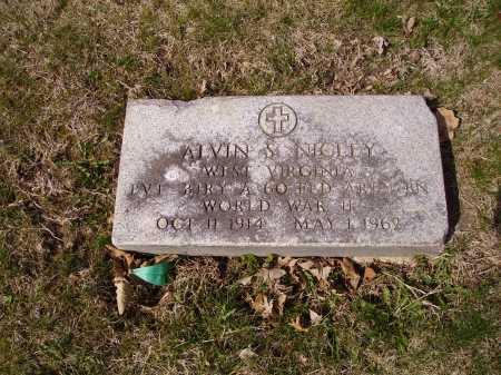 NICLEY, ALVIN S. - Franklin County, Ohio | ALVIN S. NICLEY - Ohio Gravestone Photos
