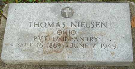 NIELSEN, THOMAS - Franklin County, Ohio | THOMAS NIELSEN - Ohio Gravestone Photos