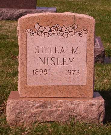 NISLEY, STELLA M. - Franklin County, Ohio | STELLA M. NISLEY - Ohio Gravestone Photos