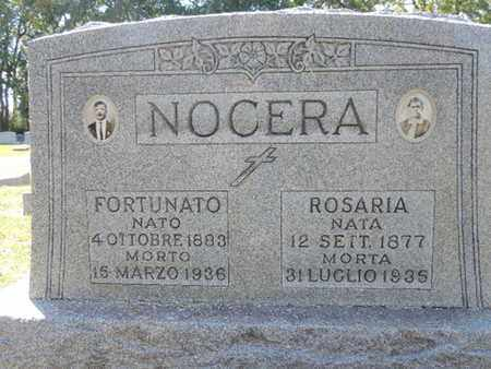 NOCERA, FORTUNATO - Franklin County, Ohio | FORTUNATO NOCERA - Ohio Gravestone Photos