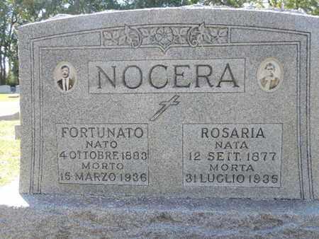 NOCERA, ROSARIA - Franklin County, Ohio | ROSARIA NOCERA - Ohio Gravestone Photos