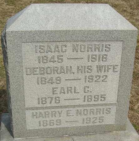 NORRIS, EARL C - Franklin County, Ohio | EARL C NORRIS - Ohio Gravestone Photos