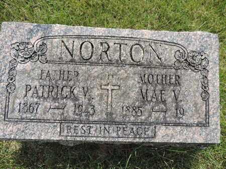 NORTON, MAE V - Franklin County, Ohio | MAE V NORTON - Ohio Gravestone Photos