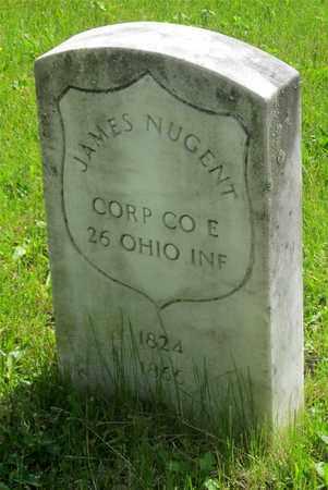 NUGENT, JAMES - Franklin County, Ohio | JAMES NUGENT - Ohio Gravestone Photos