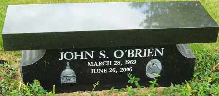 O'BRIEN, JOHN S - Franklin County, Ohio | JOHN S O'BRIEN - Ohio Gravestone Photos