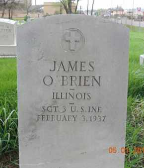 O'BRIEN, JAMES - Franklin County, Ohio | JAMES O'BRIEN - Ohio Gravestone Photos