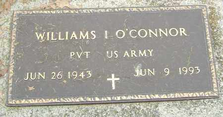 O'CONNOR, WILLIAM I - Franklin County, Ohio | WILLIAM I O'CONNOR - Ohio Gravestone Photos