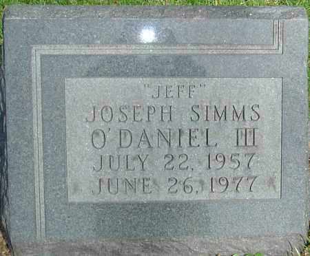 O'DANIEL, JOSEPH SIMMS - Franklin County, Ohio | JOSEPH SIMMS O'DANIEL - Ohio Gravestone Photos