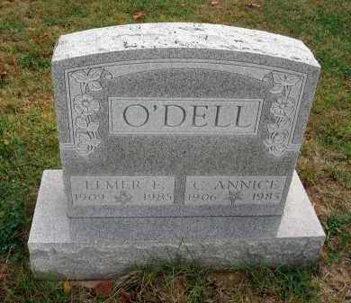O'DELL, ELMER E. - Franklin County, Ohio | ELMER E. O'DELL - Ohio Gravestone Photos